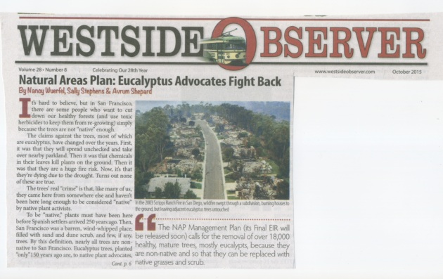 FirstPage westside observer oct 2015