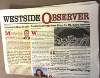 westside observer march 2014 cover