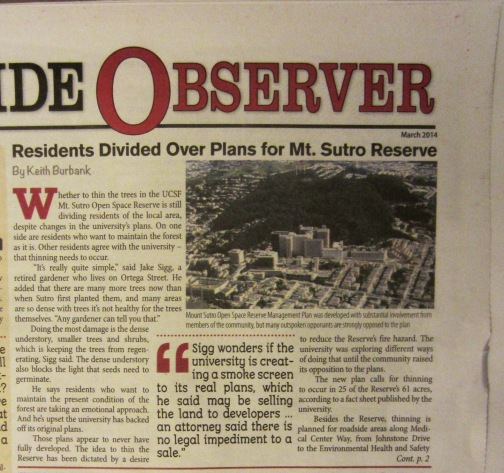 westside observer march 2014 - p1
