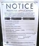 Pesticide Plan
