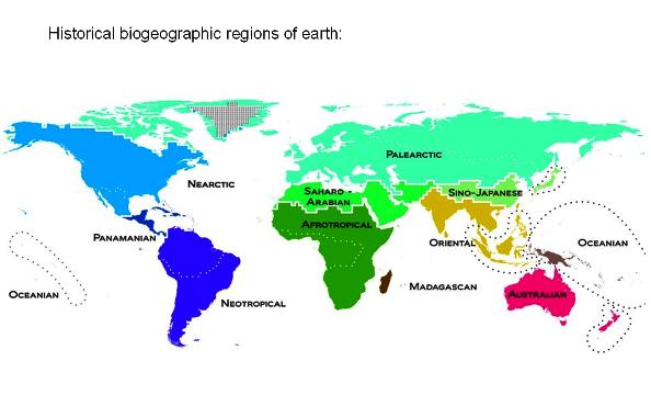 historical bioregions - dr scott carroll talk at commonwealth club 2014