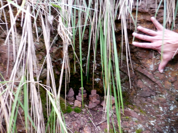 cairn cave hand
