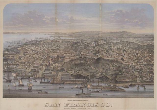 San Francisco in 1877