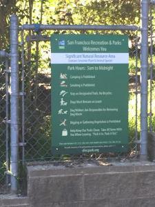 mclaren park sign 2015