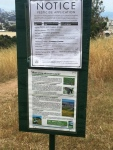 Natural Areas Program pesticide notice
